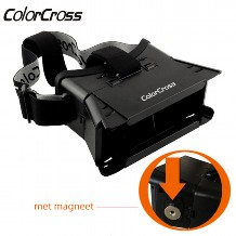 ColorCross Virtual Reality Bril incl. magneet